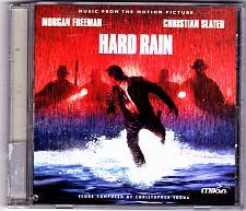 Buy Hard Rain - Original Movie Soundtrack CD 1998 - Very Good