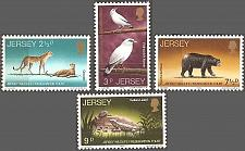 Buy [JR0065] Jersey: Sc. no. 65-68 (1983) MNH Complete Set