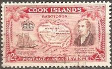 Buy Cook islands: Sc. no. 133 (1949) Used