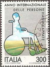 Buy [IT1451] Italy: Sc. no. 1451 (1981) Used Single