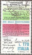 Buy [IT1333] Italy: Sc. no. 1333 (1978) Used Single