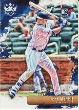 Buy 2019 Diamond Kings #54 - Jeff McNeil - Mets