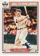 Buy 2019 Diamond Kings HOF Heroes #2 - Joe DiMaggio - Yankees