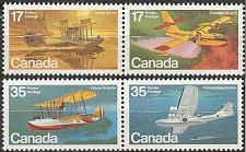 Buy [CA0844] Canada: Sc. no. 844a 846a (1979) MNH Complete Set