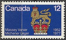 Buy [CA0735] Canada: Sc. no. 735 (1977) MNH Single