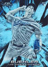 Buy 2018 Topps Fire Blue #139 - Walker Beuhler - Dodgers