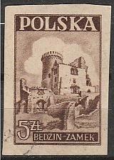 Buy Poland: Sc. no. 0392 (1946) Used