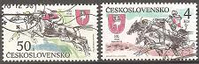 Buy [CZ2802] Czechoslovakia: Sc. No. 2802-2803 (1990) CTO Complete Set