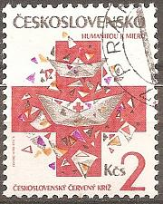 Buy [CZ2861] Czechoslovakia: Sc. no. 2861 (1992) used single