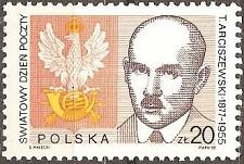 Buy Poland: Sc. no. 2868 (1988) MNH Single