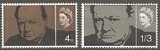 Buy [GB0420] Great Britain: Sc. no. 420-421 (1965) MNH full set