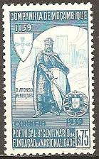 Buy Mozambique Co.: Sc. no. 201 (1940) MNH Single
