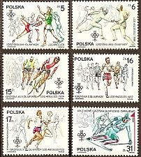 Buy Poland: Sc. no. 2617-2621 (1984) MNH Complete Set
