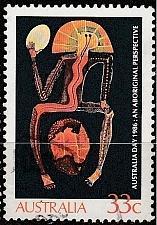 Buy [AU0971] Australia: Sc. no. 971 (1986) Used Single