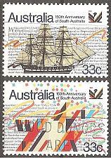 Buy [AU0974] Australia: Sc. no. 974-975 (1986) used complete set