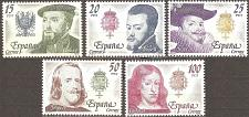 Buy Spain: Sc. no. 2179-2183 (1979) MNH Complete Set