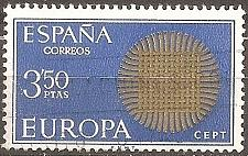 Buy Spain: Sc. no. 1607 (1970) Used Single