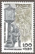 Buy [FRB511] France: Sc. no. B511 (1978) MNH Single