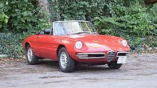 Buy 1966 Alfa Romeo Spider A.K.A Duetto