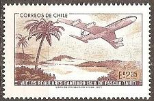 Buy [CL0413] Chile: Sc. no. 413 (1971) MNH Single