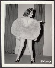 Buy INFAMOUS STRIPPER JADA CONFORTO IRVING KLAW VINTAGE ORIGINAL PHOTO 4X5 1950'S #67