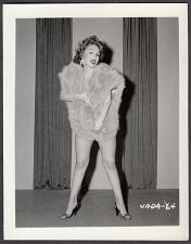 Buy INFAMOUS STRIPPER JADA CONFORTO IRVING KLAW VINTAGE ORIGINAL PHOTO 4X5 1950'S #64