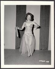 Buy INFAMOUS STRIPPER JADA CONFORTO IRVING KLAW VINTAGE ORIGINAL PHOTO 4X5 1950'S #48