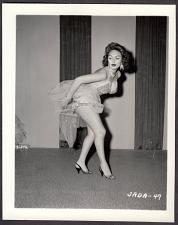 Buy INFAMOUS STRIPPER JADA CONFORTO IRVING KLAW VINTAGE ORIGINAL PHOTO 4X5 1950'S #47