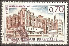 Buy France: Sc. no. 1187 (1967) Used