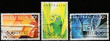 Buy [AU0922] Australia: Sc. no. 922-924 (1984) used complete set