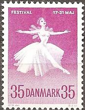Buy [DE0369] Denmark: Sc. no. 0369 (1959) MNH Single