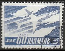 Buy [DE0380] Denmark: Sc. no. 380 (1961) Used Single