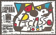 Buy Spain: Sc. no. 2230 (1981) Used Single