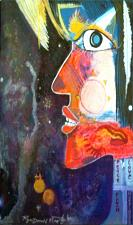 Buy Original Art Painting Today Acrylic BlackLight Sensitive