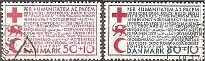 Buy [DEB035] Denmark: Sc. no. B035-B036 (1966) Used Complete Set