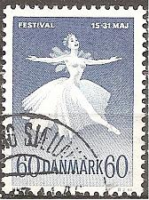 Buy [DE0401] Denmark: Sc. no. 401 (1962) Used Single