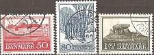 Buy [DE0426] Denmark: Sc. no. 426-428 (1966) Used Complete Set