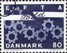 Buy [DE0431] Denmark: Sc. no. 431 (1967) Used Single