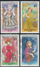 Buy Germany: Sc. No. 1225-1228 U (1976) Used Complete Set