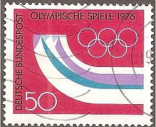 Buy [GE1204] Germany: Sc. No. 1204 (1976) Used Single