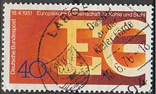 Buy Germany: Sc. No. 1209 (1976) Used Single