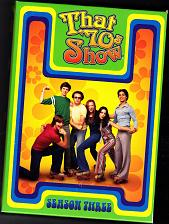 Buy That 70s Show - Season 3 DVD 2005, 4-Disc Set - Very Good