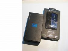 Buy 9.2/10 Black 64gb Sprint S8 Bundle!!