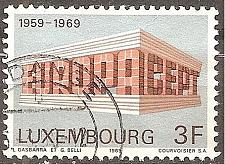 Buy Luxembourg: Sc. no. 0449 (19687) Used