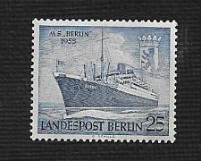 Buy German Hinged Scott #9N114 Catalog Value $5.95