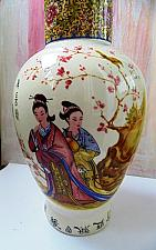 Buy Big Chinese Vase Without Stamp on the Bottom