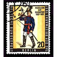 Buy Germany Used Scott #9N160 Catalog Value $.90