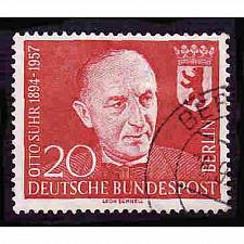 Buy German Berlin Used Scott #9N164 Catalog Value $1.25