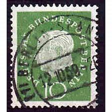 Buy Germany Used Scott #9N166 Catalog Value $.35