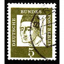 Buy Germany Used Scott #9N176 Catalog Value $.25